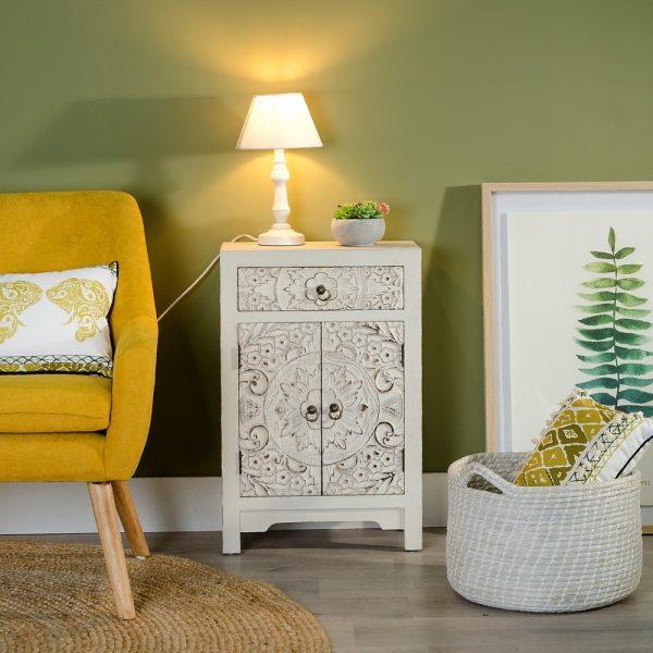 Como decorar con muebles chinos armario de boda rojo salon for Muebles orientales madrid