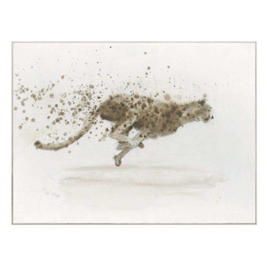 Cuadro guepardo África 100 cm IX120134