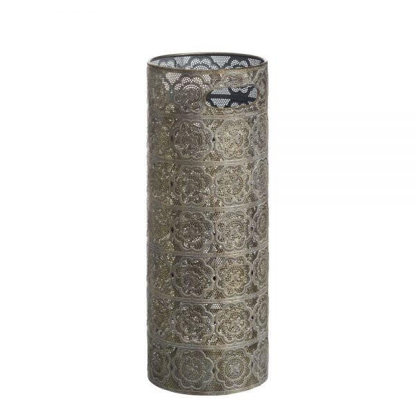 Paragüero metal árabe oro IX100024