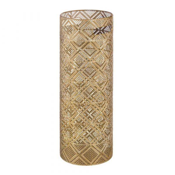 Paragüero metal árabe oro IX103427