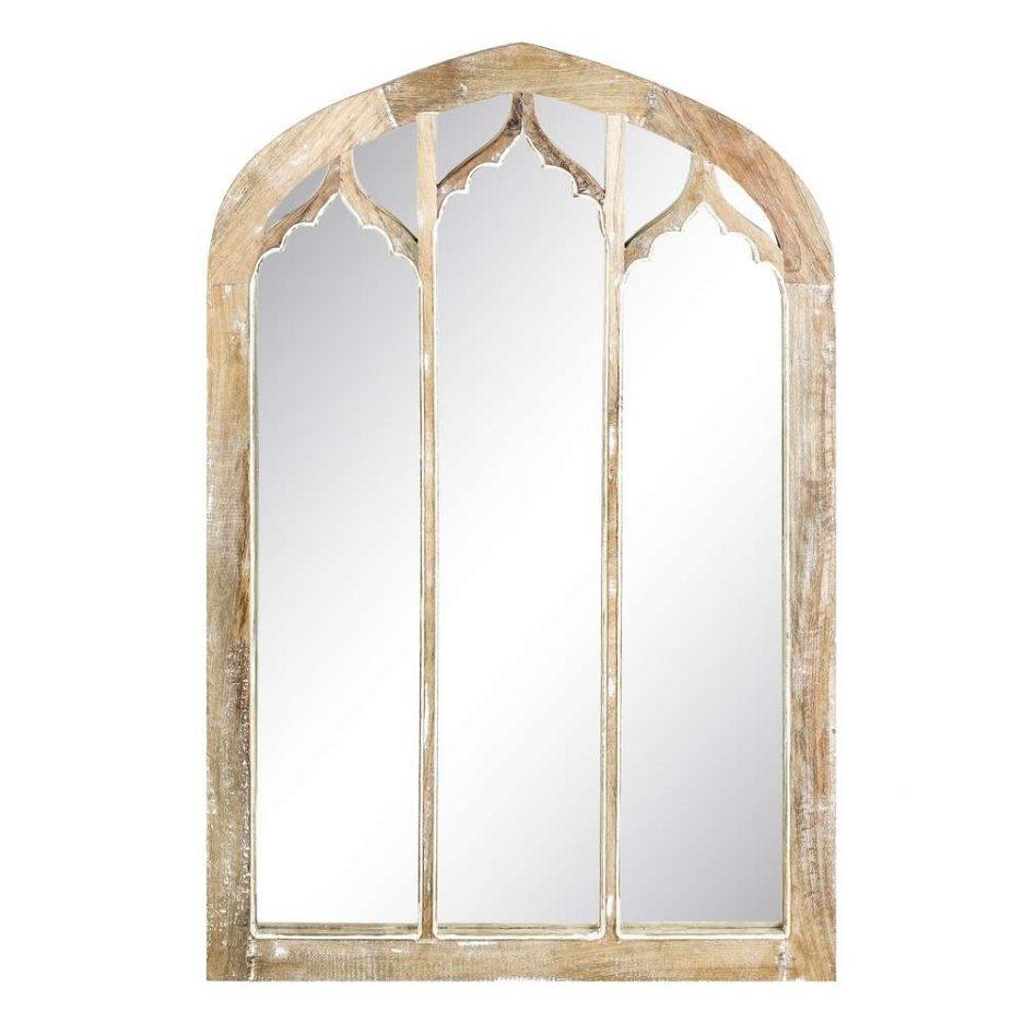 Espejo decorativo de pared 111 cm IX103293