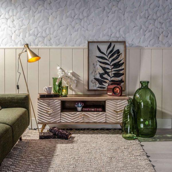 Mueble TV nórdico Lainio IX106253