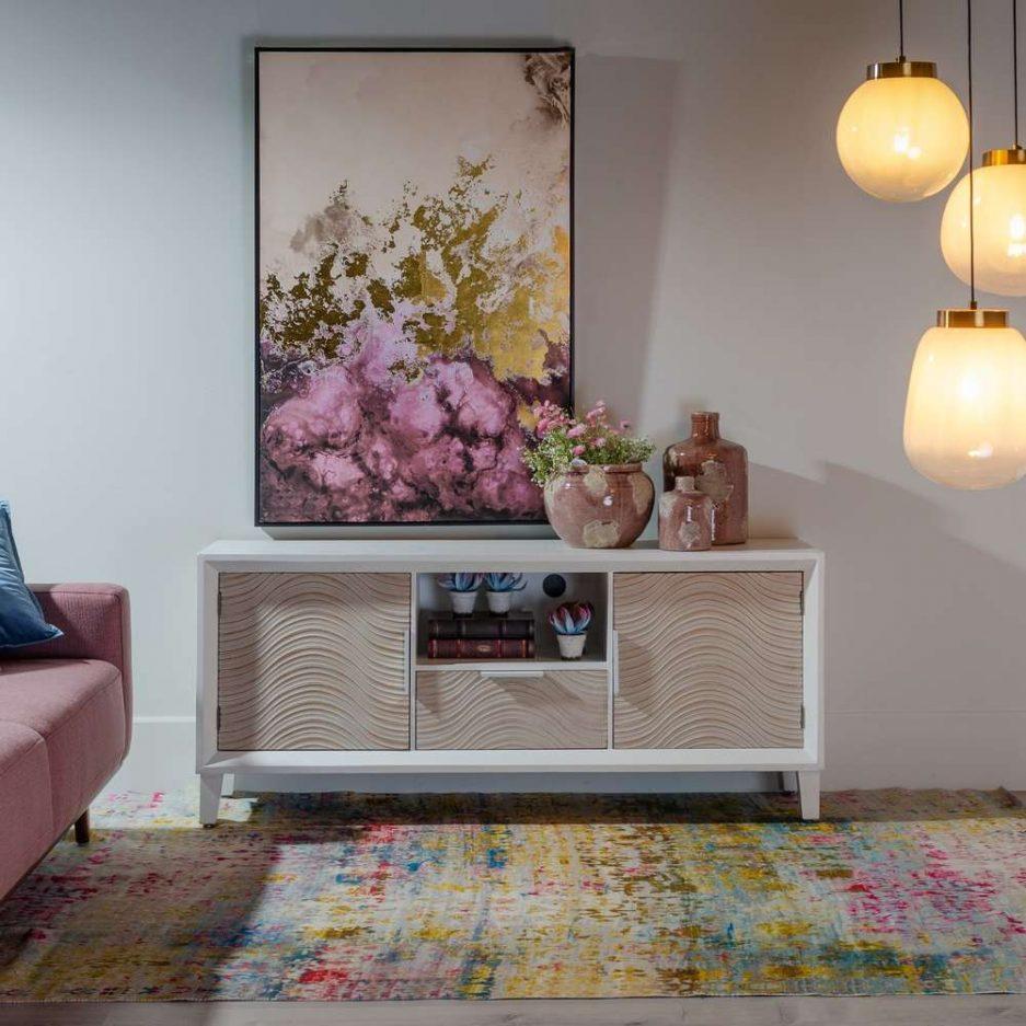 Mueble TV nórdico Vaasa IX106303