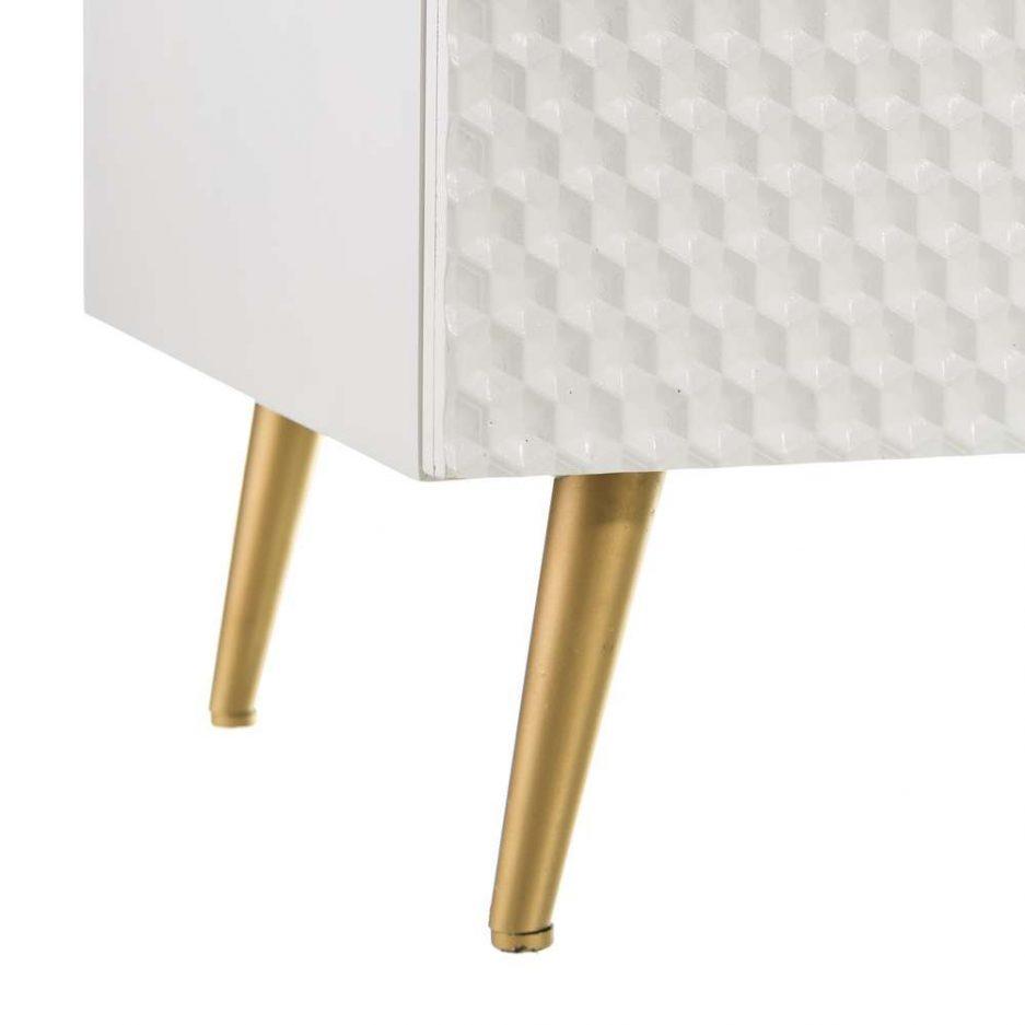 Mueble recibidor consola nórdica Sveg IX106463