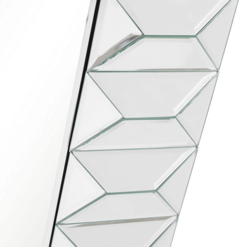 Espejo decorativo grande de pared 122 cm IX106485