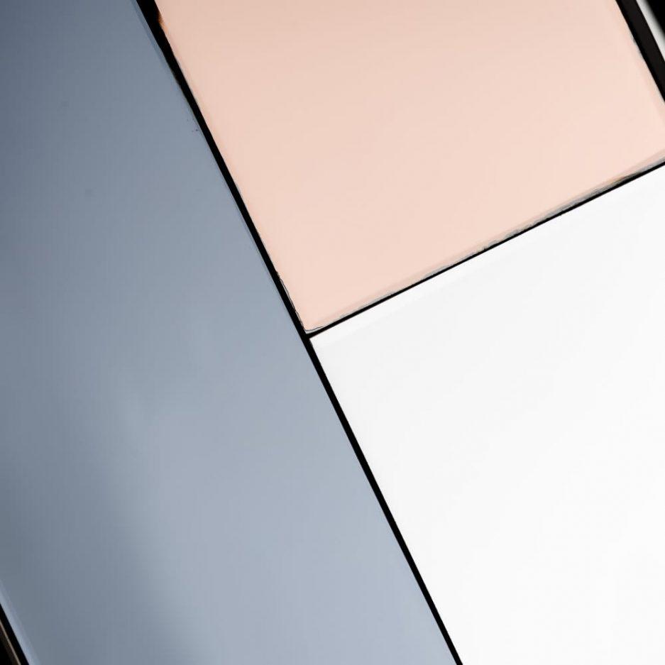 Espejo decorativo de pared redondo 80 cm IX151547