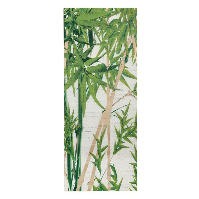 Cuadros naturaleza modernos bambú, set de 3 120 cm IX106681