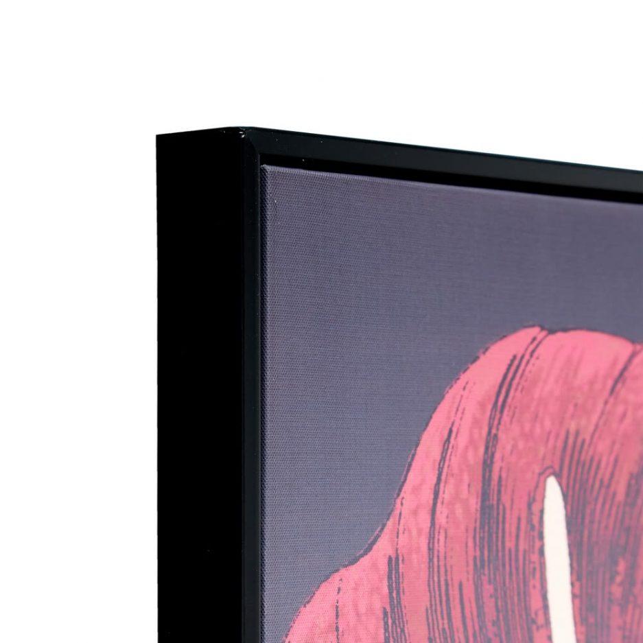 Cuadro naturaleza moderno lirios 140 cm IX151564