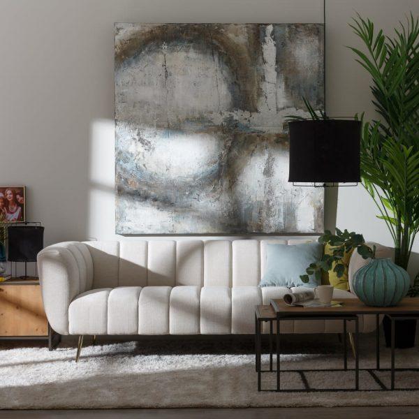 Cuadro decoración pintura abstracta moderna 150 cm IX151616
