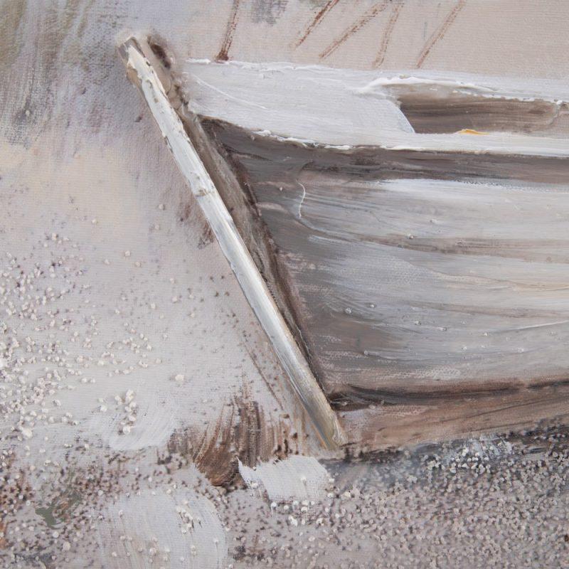 Cuadro pintura paisaje mar playa 120 cm IX152703