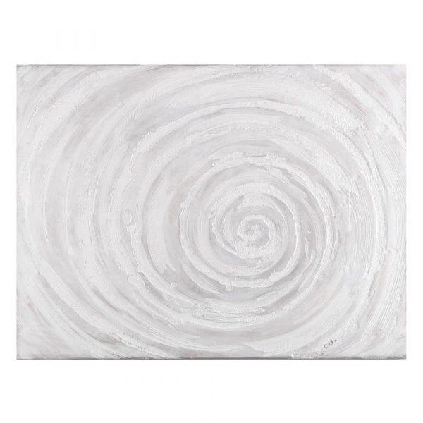 Cuadro abstracto moderno blanco IX153145