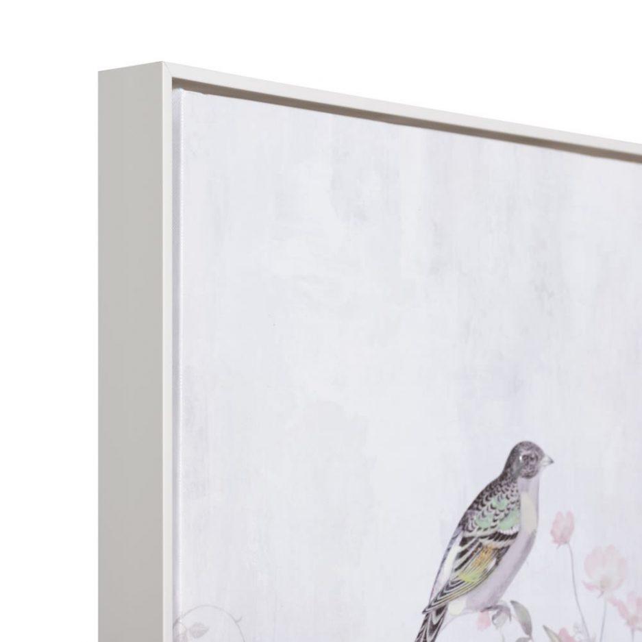 Cuadro animales pájaros 120 cm IX153173