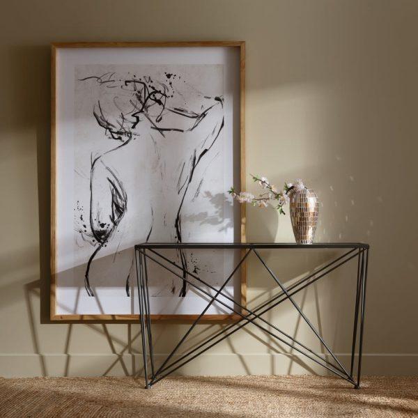 Cuadro decorativo desnudo mujer 157 cm IX153191